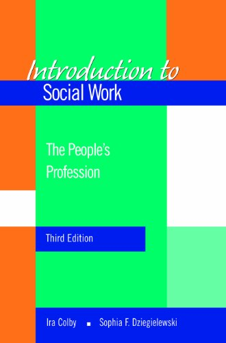 9781933478531: Introduction to Social Work: The People's Profession