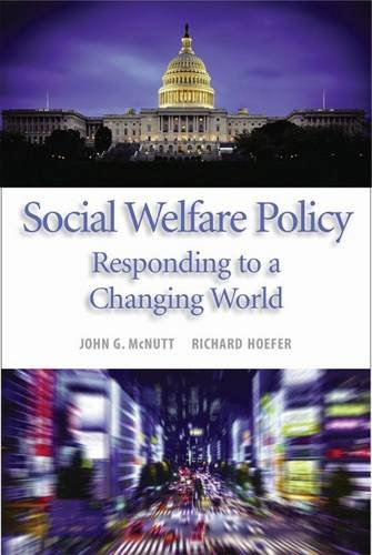 9781933478753: Social Welfare Policy: Responding to a Changing World