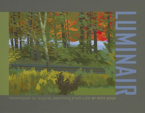 9781933492247: Luminair: Techniques of Digital Painting from Life