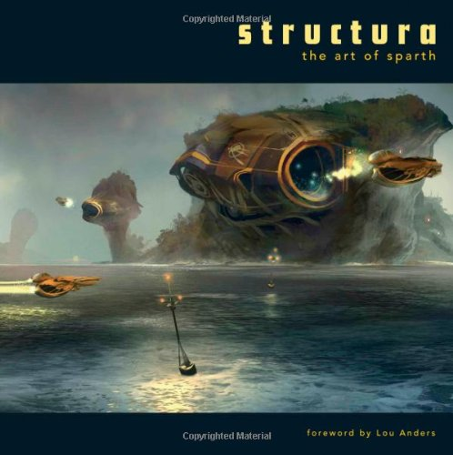 9781933492261: Structura: The Art of Sparth