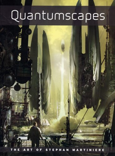 9781933492513: Quantumscapes: The Art of Stephan Martiniere