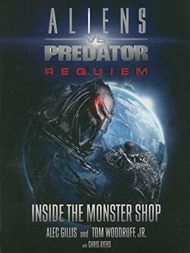 9781933492551: Aliens Vs. Predator: Requiem: Inside the Monster Shop