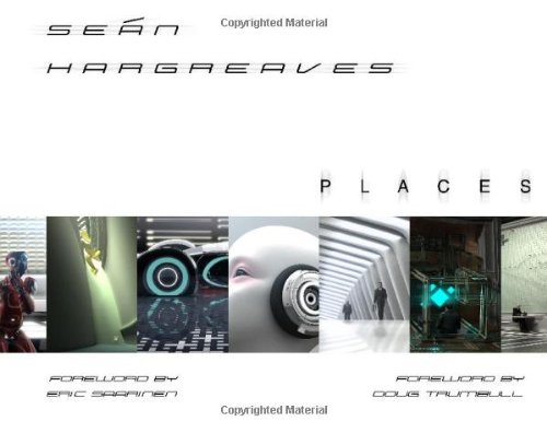 Places (Hardcover): Sean Hargreaves