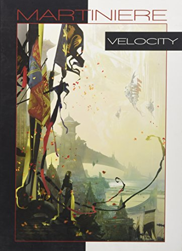 Velocity (Hardcover): Stephan Martiniere