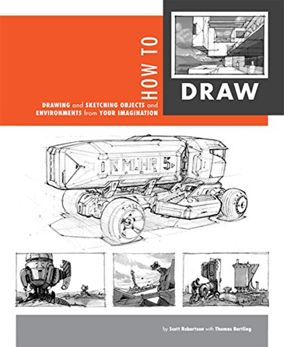 9781933492735: How to Draw: drawing and sketching objects and environments from your imagination