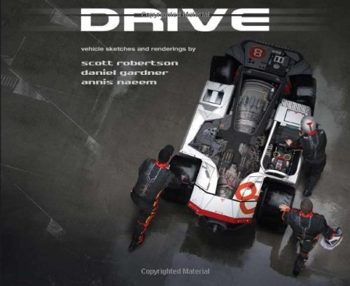 Drive: Scott Robertson (Author