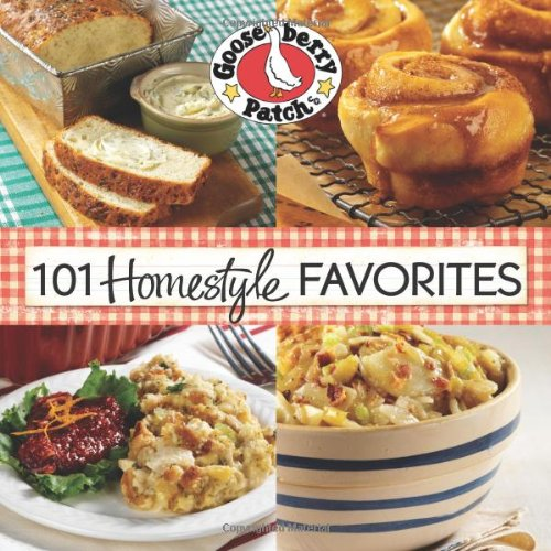 9781933494197: 101 Homestyle Favorite Recipes (101 Cookbook Collection)