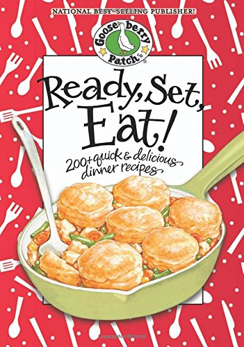 9781933494210: Ready, Set, Eat! Cookbook (Everyday Cookbook Collection)