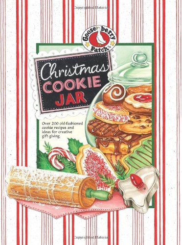9781933494593: Christmas Cookie Jar (Gooseberry Patch) (Seasonal Cookbook Collection)