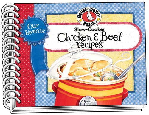 9781933494692: Our Favorite Slow-Cooker Chicken & Beef Recipes (Our Favorite Recipes Collection)