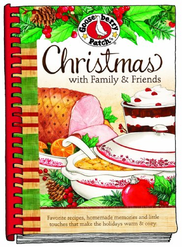 9781933494760: Christmas with Family & Friends (Seasonal Cookbook Collection)