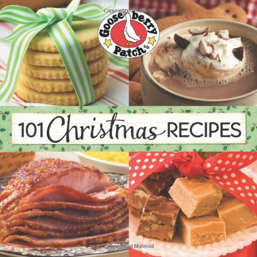 9781933494777: 101 Christmas Recipes (101 Cookbook Collection)