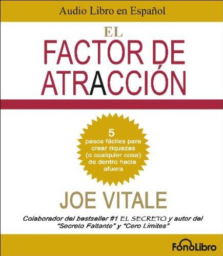 9781933499970: El Factor de Atraccion (Spanish Edition)