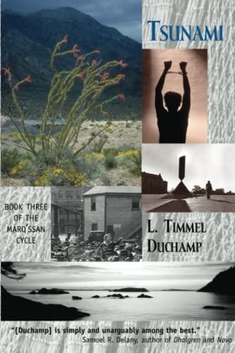 Tsunami (Marq'ssan Cycle, Book Three)(Paperback): L. Timmel Duchamp