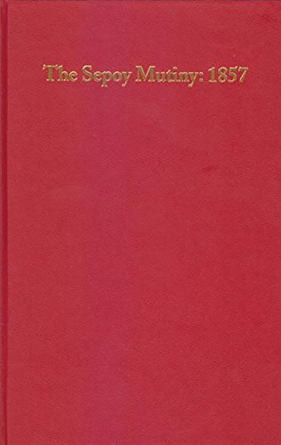 The Sepoy Mutiny: 1857: An Annotated Checklist of English Language Books: Sorsky, Richard