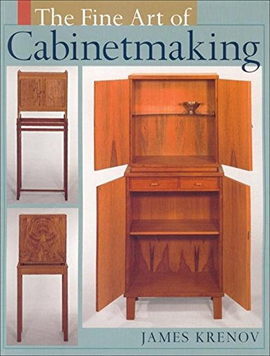 9781933502090: The Fine Art of Cabinetmaking