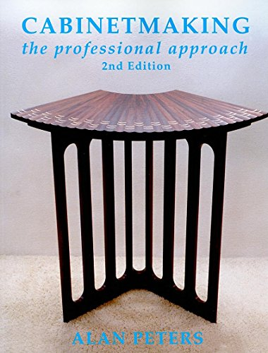 9781933502267: Cabinetmaking: The Professional Approach