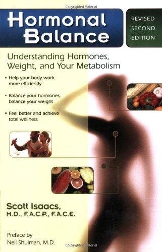 9781933503042: Hormonal Balance: Understanding Hormones, Weight, and Your Metabolism