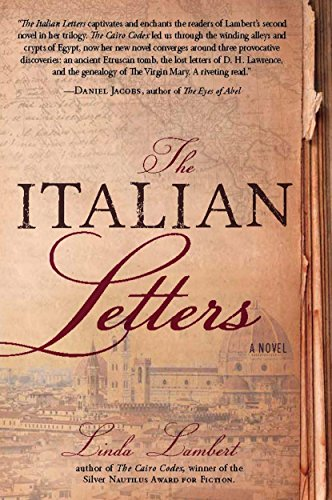 9781933512471: The Italian Letters: A Novel (The Justine Trilogy)