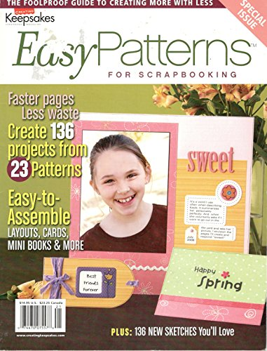 9781933516547: Easy Patterns for Scrapbooking