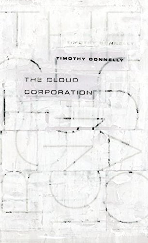9781933517476: The Cloud Corporation (Kingsley Tufts Poetry Award)