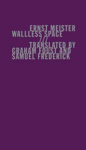 Wallless Space: Meister, Ernst