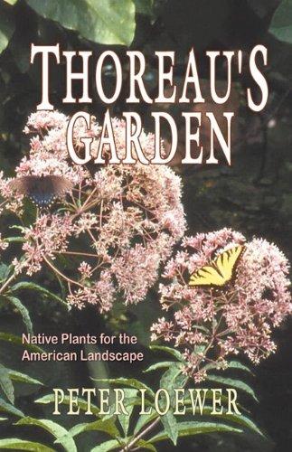 9781933523736: Thoreau's Garden