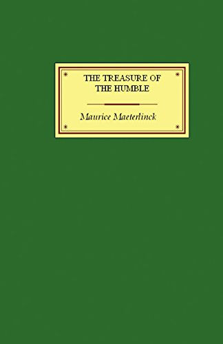 9781933527017: The Treasure of the Humble