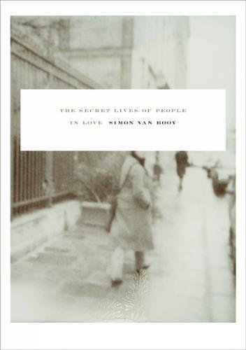 9781933527055: The Secret Lives of People in Love