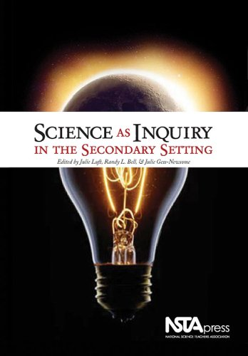 9781933531267: Science As Inquiry In The Secondary Setting (PB216X)