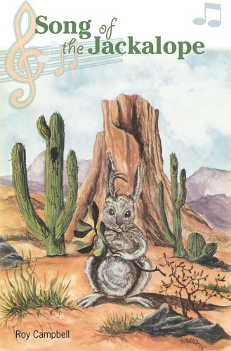 9781933538044: Song of the Jackalope