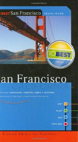 9781933538167: 10Best - San Francisco