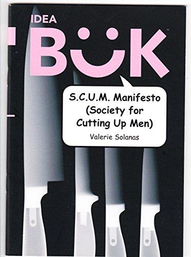 9781933540061: S.c.u.m. Manifesto