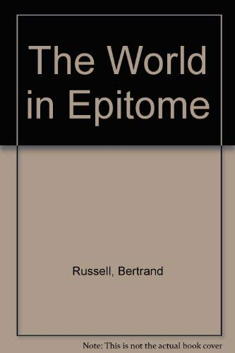 The World in Epitome: Russell, Bertrand