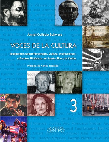 9781933545103: Voces de la Cultura Vol. 3 (Spanish Edition)