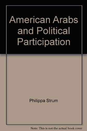9781933549101: American Arabs and Political Participation