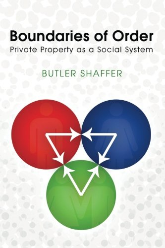 9781933550169: Boundaries of Order: Private Property as a Social System