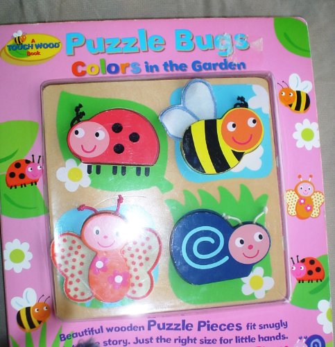 Puzzle Bugs Colors in the Garden: Learning Wood LLC/Touch