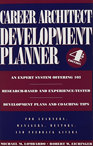 9781933578019: Career Architect Development Planner, 4th Edition