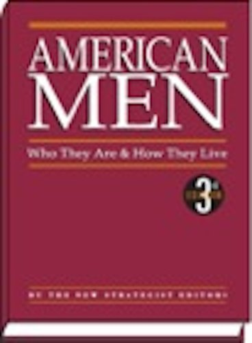 9781933588926: American Men: Who They Are & How They Live