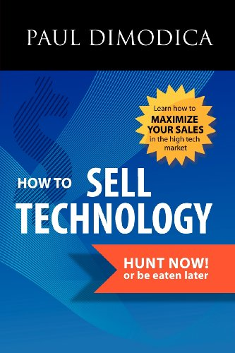 9781933598550: How to Sell Technology