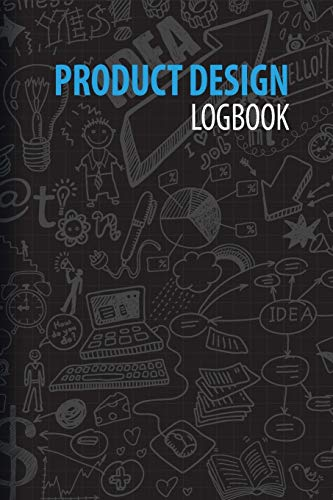 9781933598918: Product Design Logbook: An Inventor's Notebook