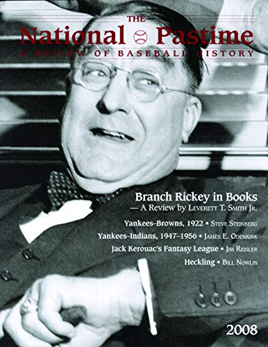 9781933599090: The National Pastime, Volume 28: A Review of Baseball History (National Pastime : a Review of Baseball History)