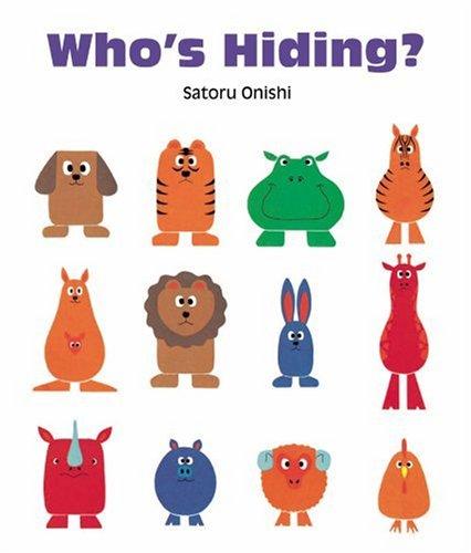 9781933605241: Who's Hiding?