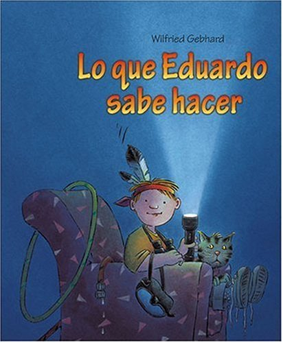 9781933605401: Lo Que Eduardo Sabe Hacer/ What Eddie Can Do (Spanish Edition)