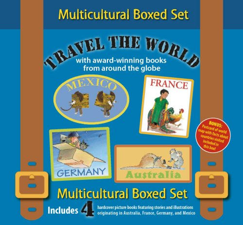 9781933605616: Travel the World - Boxed Set
