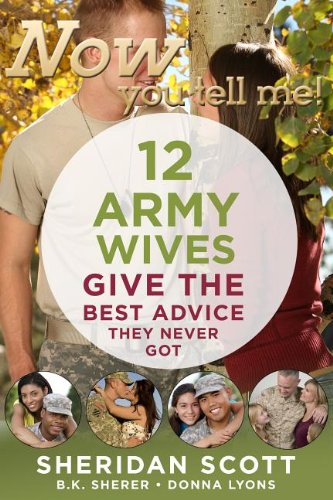 9781933608310: Now You Tell Me! 12 Army Wives Give the Best Advice They Never Got: Making a Living, Making a Life