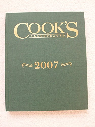9781933615219: Cook's Illustrated 2007