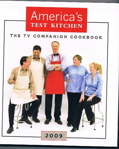 9781933615356: America's Test Kitchen: The TV Companion Cookbook