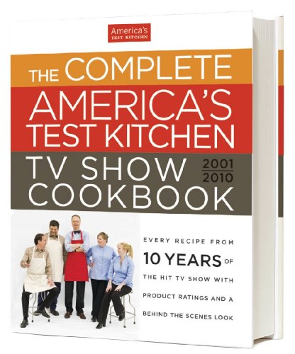 9781933615554: The Complete America's Test Kitchen TV Show Cookbook